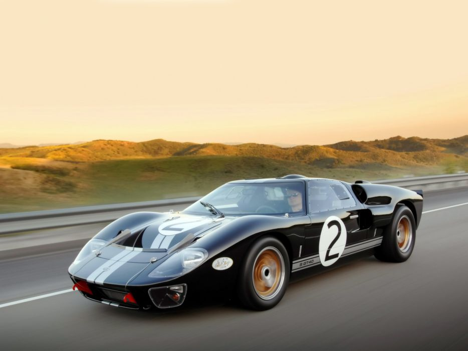 2008 Shelby MkII GT40 supercar supercars race racing s wallpaper