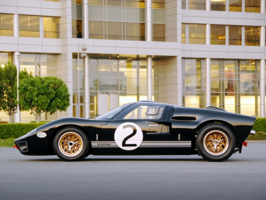 2008 Shelby MkII GT40 supercar supercars race racing a wallpaper