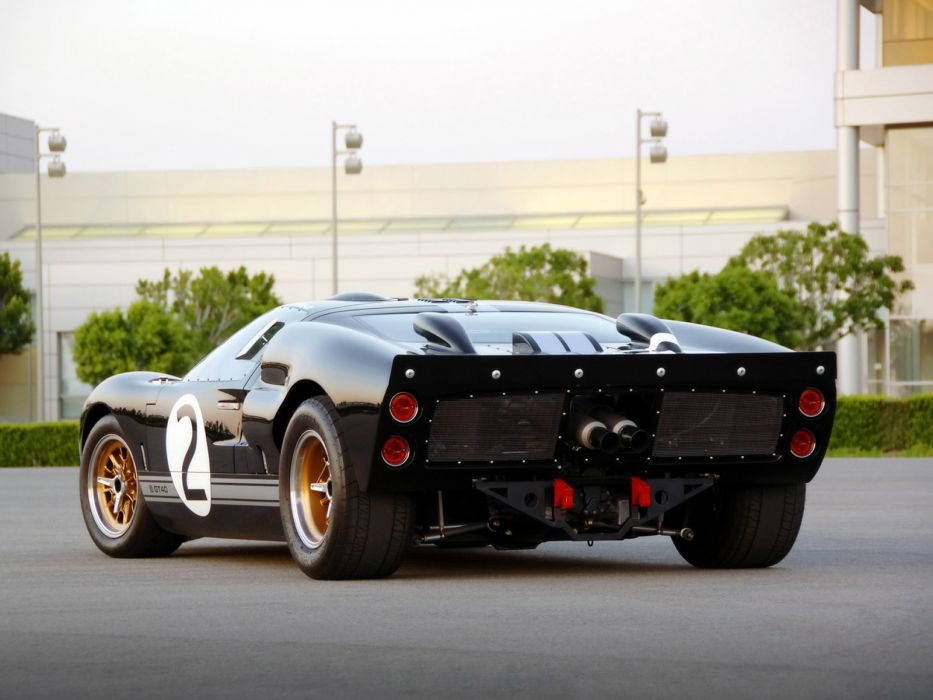 2008 Shelby MkII GT40 supercar supercars race racing d wallpaper