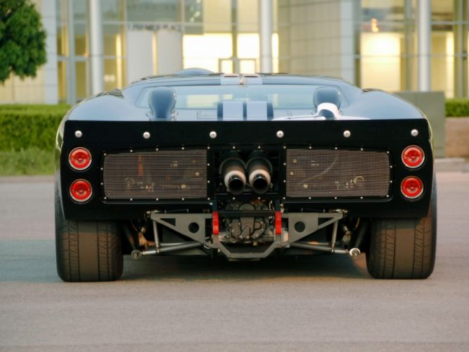 2008 Shelby MkII GT40 supercar supercars race racing q wallpaper