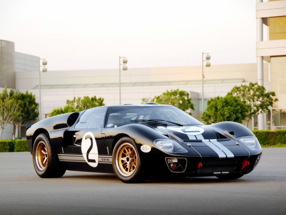 2008 Shelby MkII GT40 supercar supercars race racing wallpaper