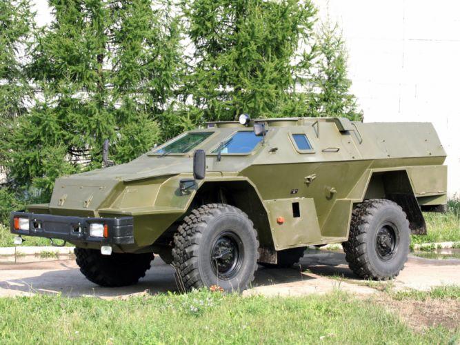 2009 KamAZ 43269 BMP-97 bmp 4x4 military f wallpaper