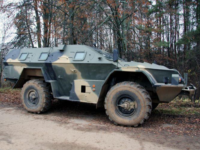 2009 KamAZ 43269 BMP-97 bmp 4x4 military wallpaper
