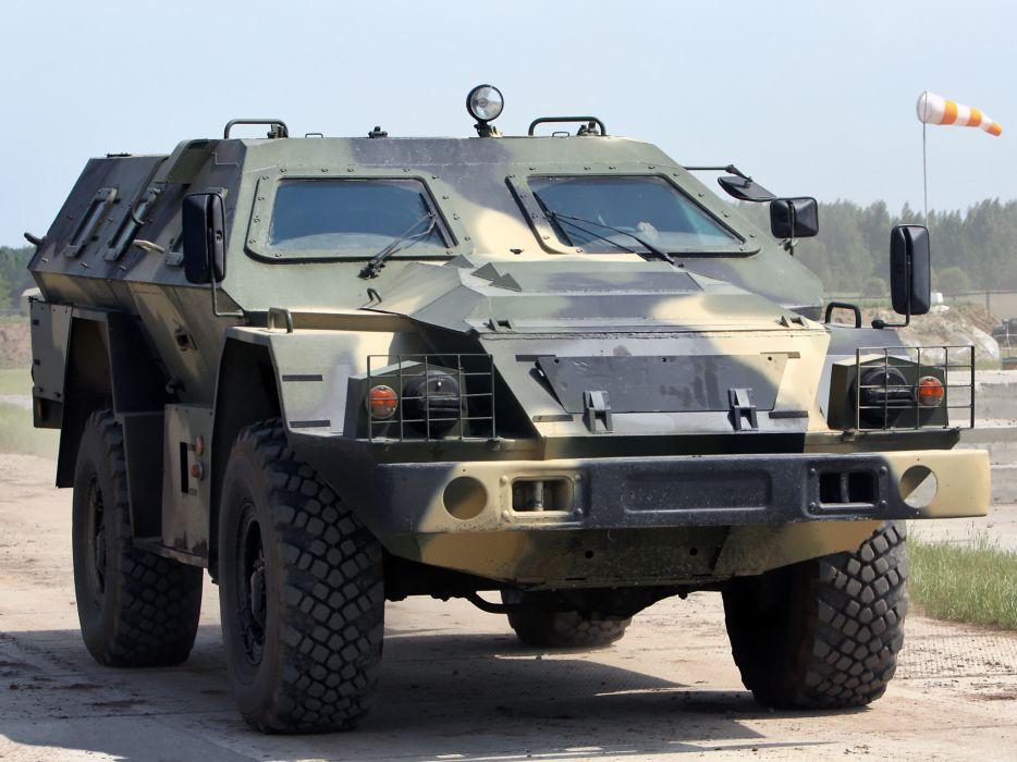 2009 KamAZ 43269 BMP-97 bmp 4x4 military r wallpaper