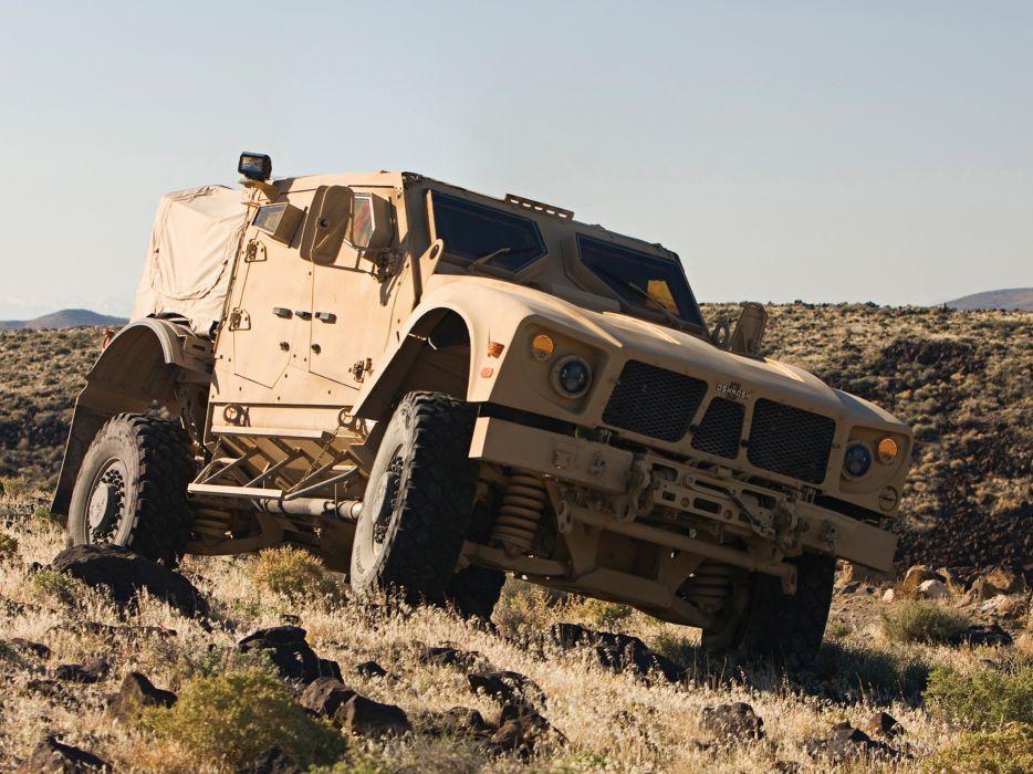 2009 Oshkosh M-ATV military 4x4     d wallpaper