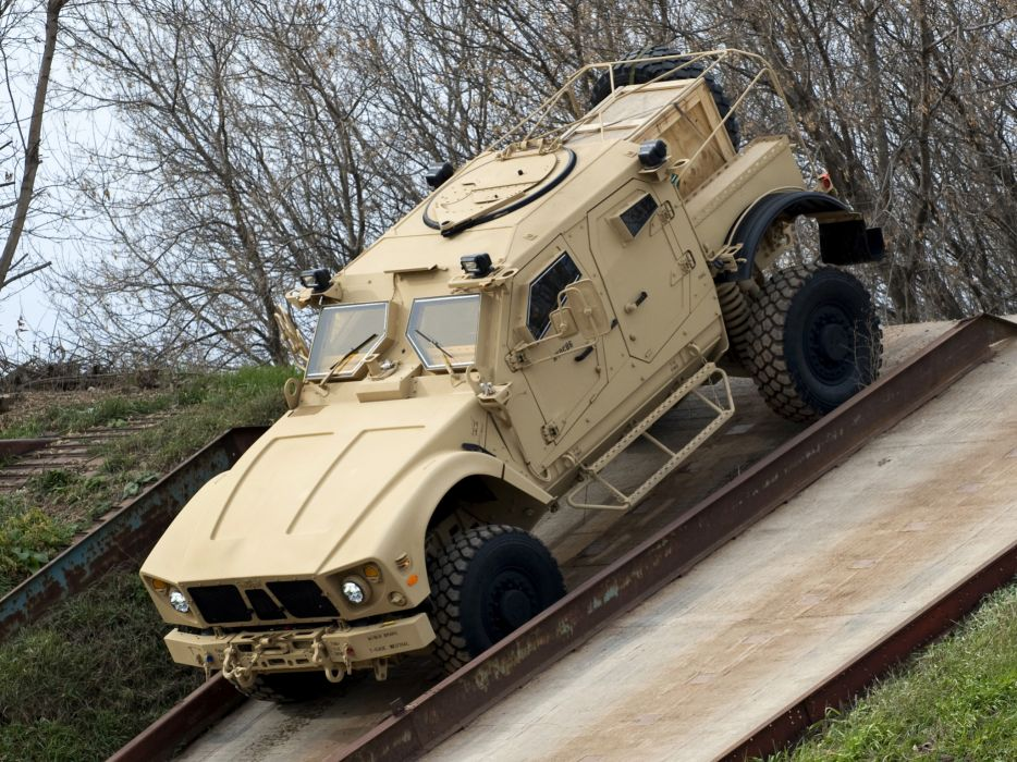 2009 Oshkosh M-ATV military 4x4    o wallpaper
