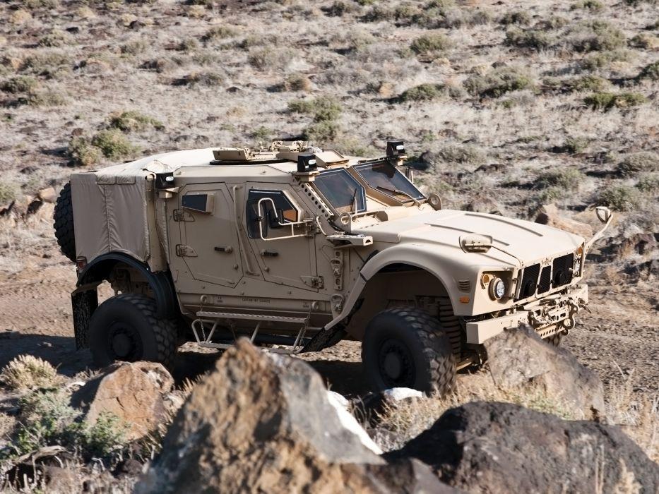 2009 Oshkosh M-ATV military 4x4 q wallpaper
