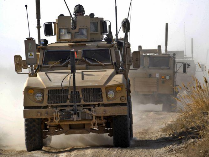 2009 Oshkosh M-ATV military 4x4 a wallpaper