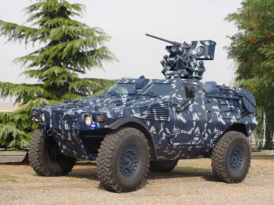 2009 Panhard VBL Mk-II military weapon weapons 4x4 awd wallpaper