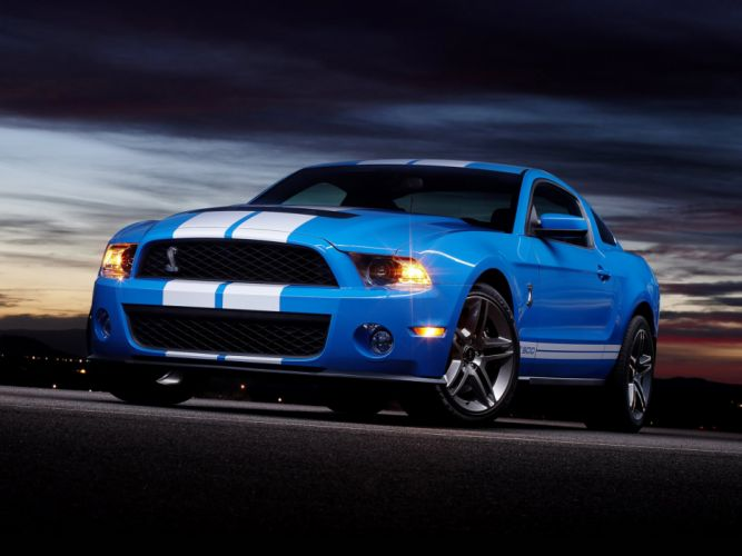 2009 Shelby GT500 ford mustang muscle gw wallpaper