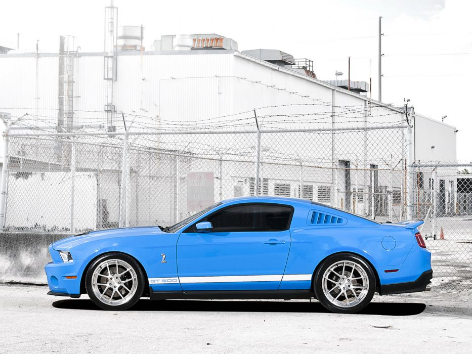 2009 Shelby GT500 ford mustang muscle l wallpaper