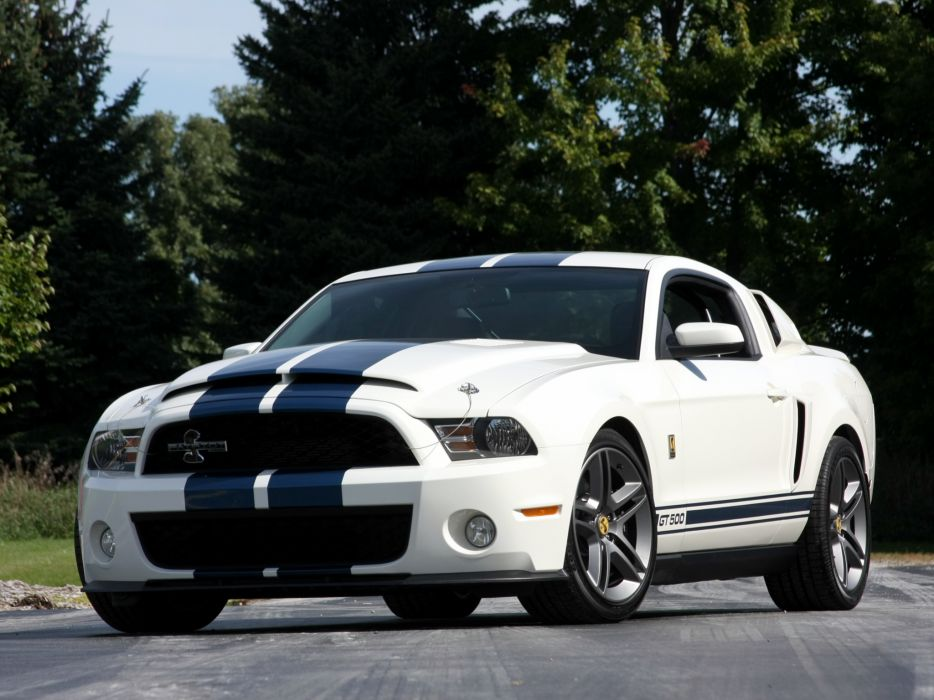 2009 Shelby GT500 Patriot ford mustang muscle t wallpaper