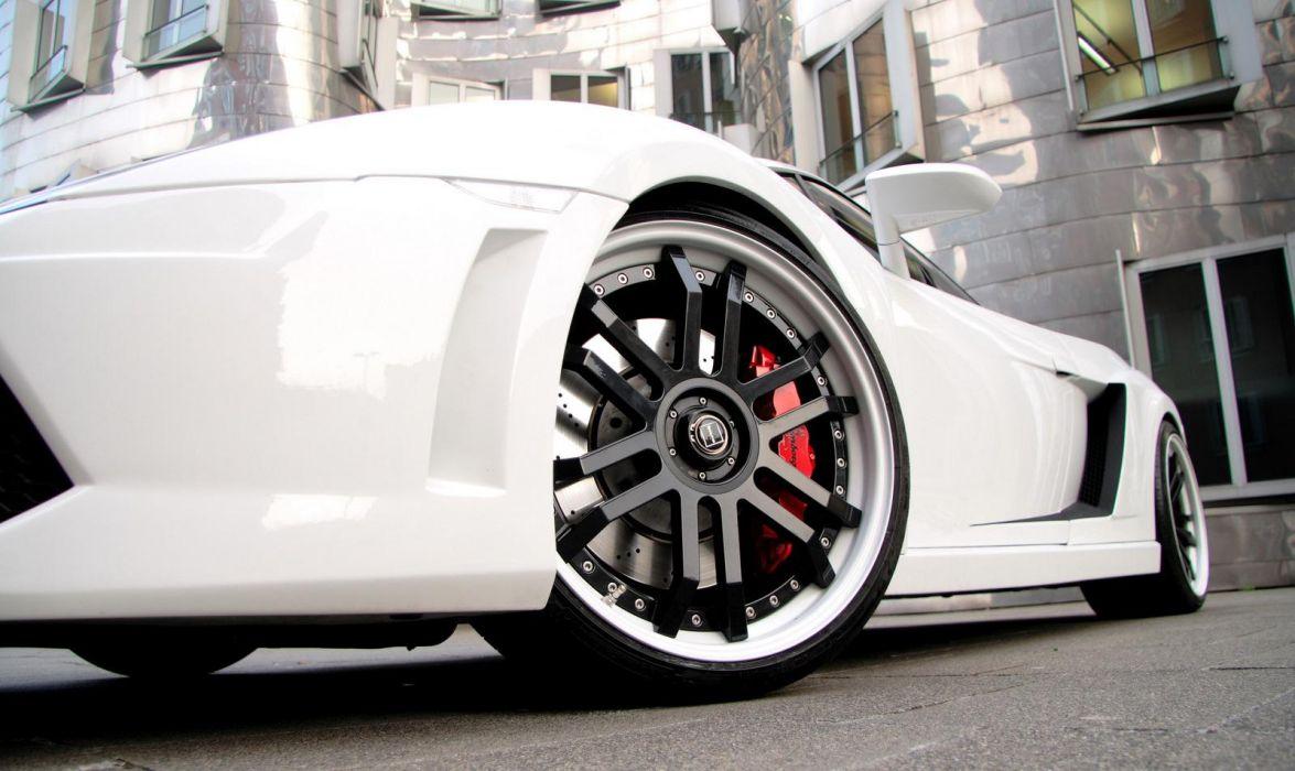 2010 Anderson-Germany Lamborghini Gallardo supercar supercars wheel wheels  f wallpaper