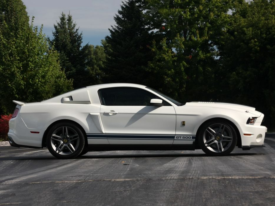 2009 Shelby GT500 Patriot ford mustang muscle wallpaper