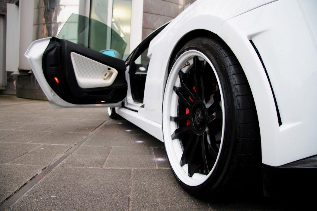 2010 Anderson-Germany Lamborghini Gallardo supercar supercars wheel wheels wallpaper