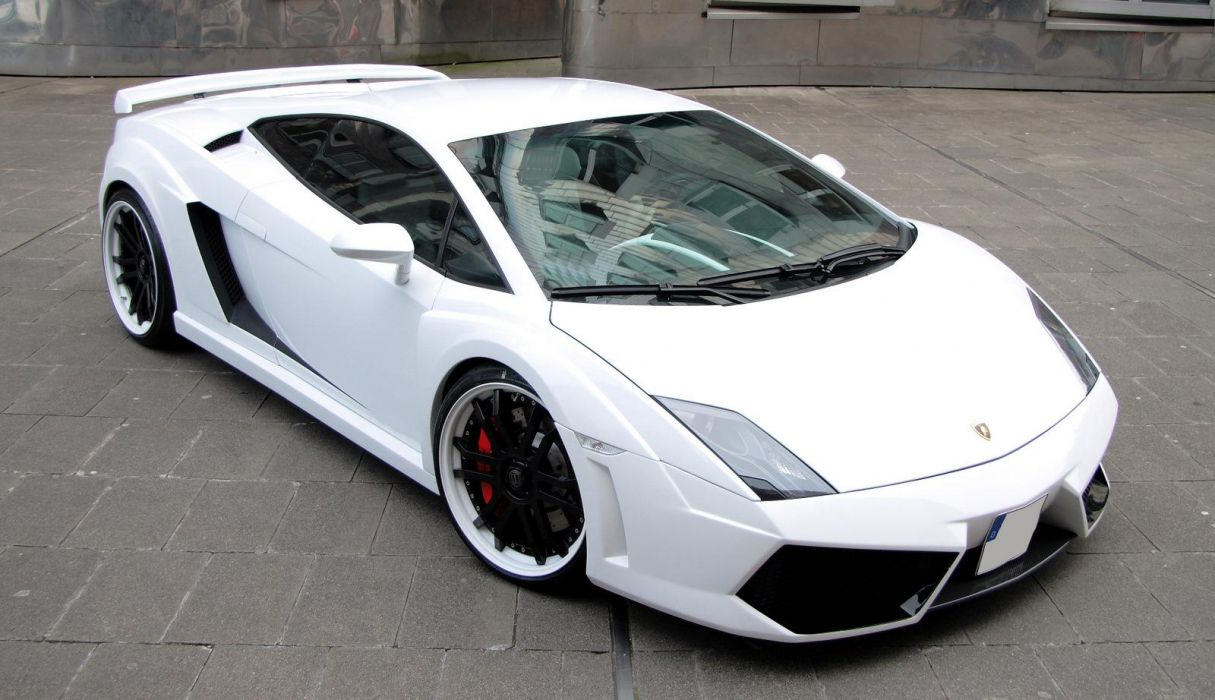 2010 Anderson-Germany Lamborghini Gallardo supercar supercars wallpaper