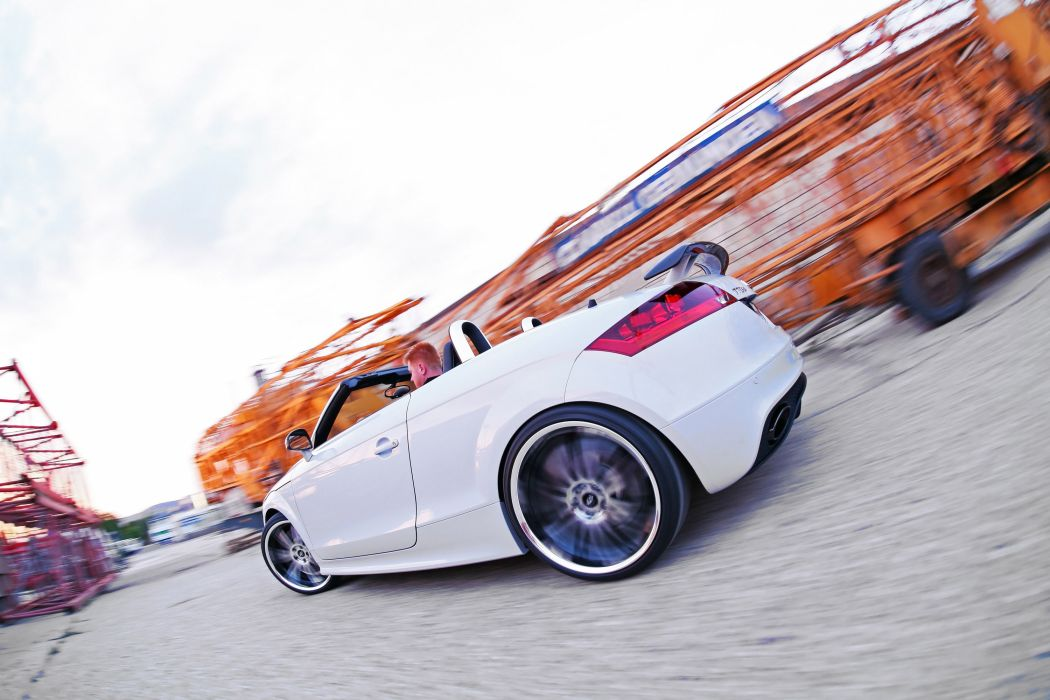 2010 Audi T-T R-S Roadster tuning    g wallpaper
