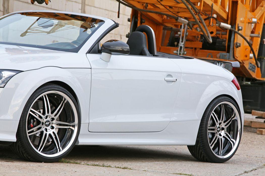 2010 Audi T-T R-S Roadster tuning wheel wheels wallpaper