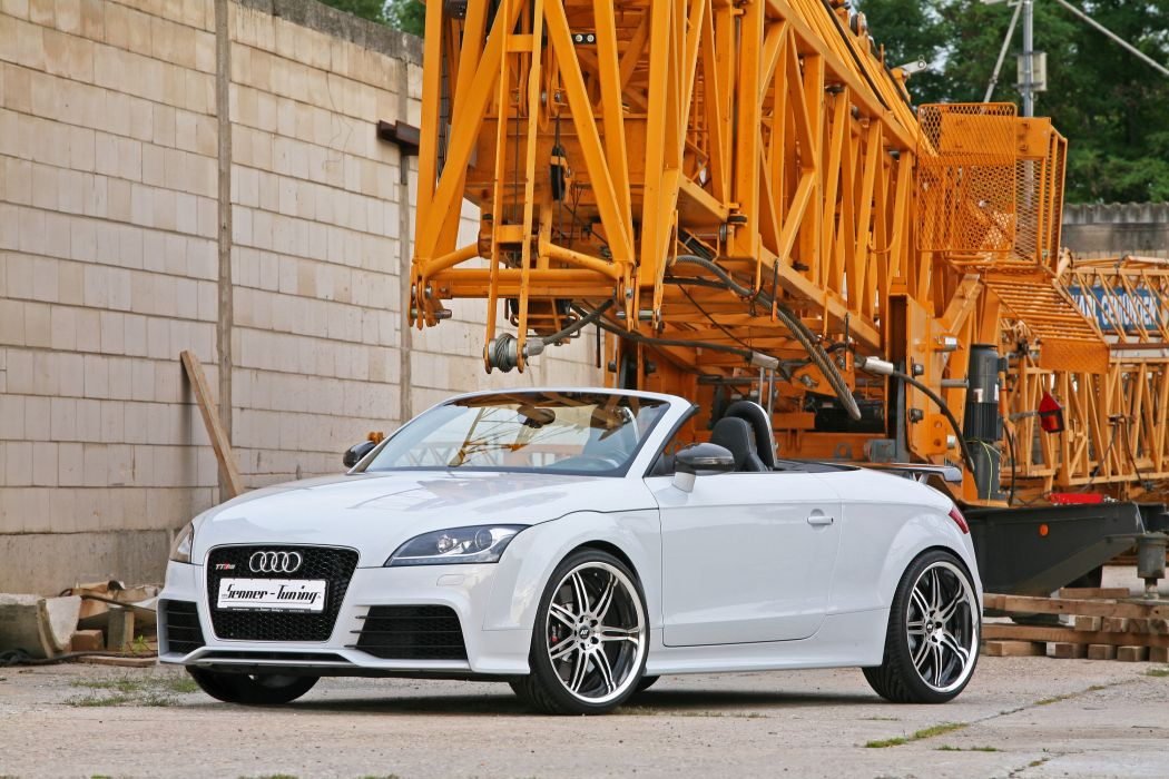 2010 Audi T-T R-S Roadster tuning wallpaper