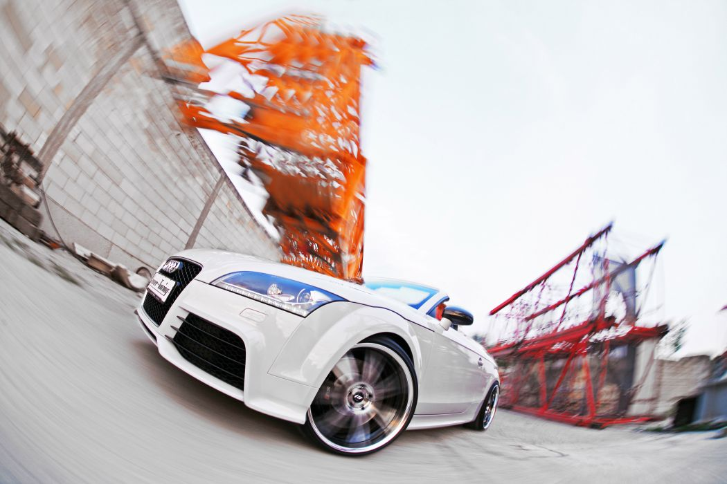 2010 Audi T-T R-S Roadster tuning  f wallpaper