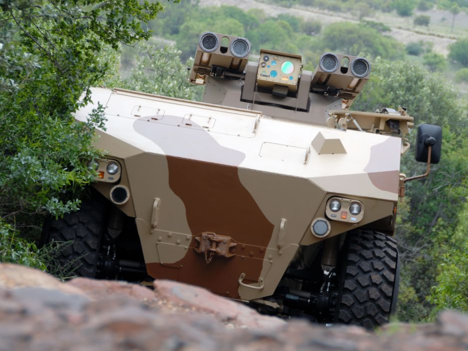 2010 BAE RG41 8x8 military weapon weapons e wallpaper