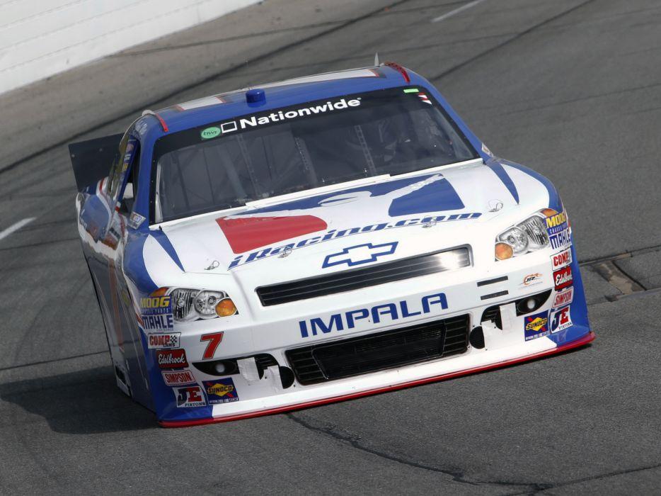 2010 Chevrolet Impala NASCAR Nationwide race racing   f wallpaper