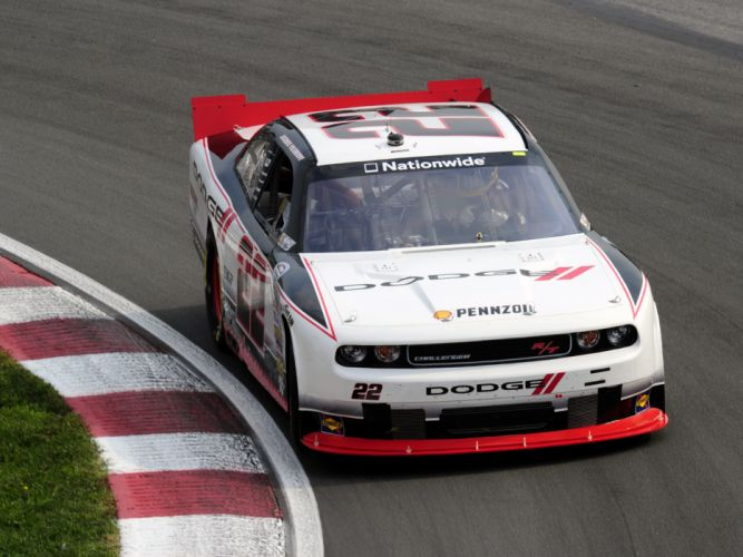 2010 Dodge Challenger R-T NASCAR Nationwide race racing t wallpaper