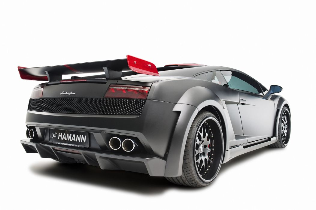 2010 HAMANN Lamborghini Gallardo LP560-4 Victory I-I supercar supercars    g wallpaper