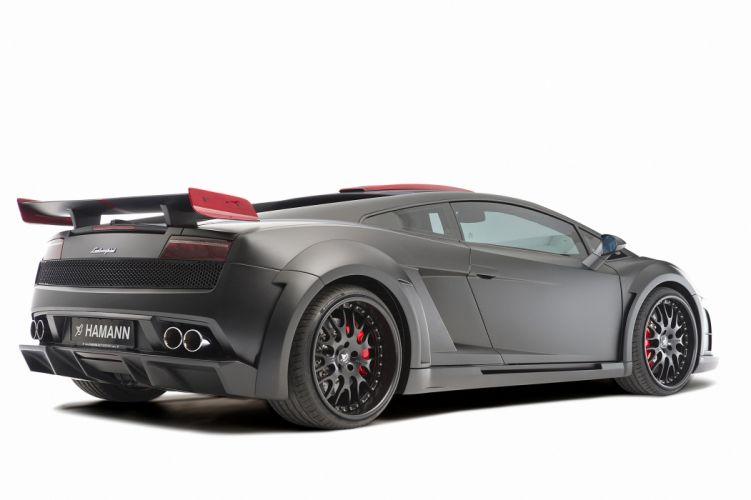 2010 HAMANN Lamborghini Gallardo LP560-4 Victory I-I supercar supercars h wallpaper