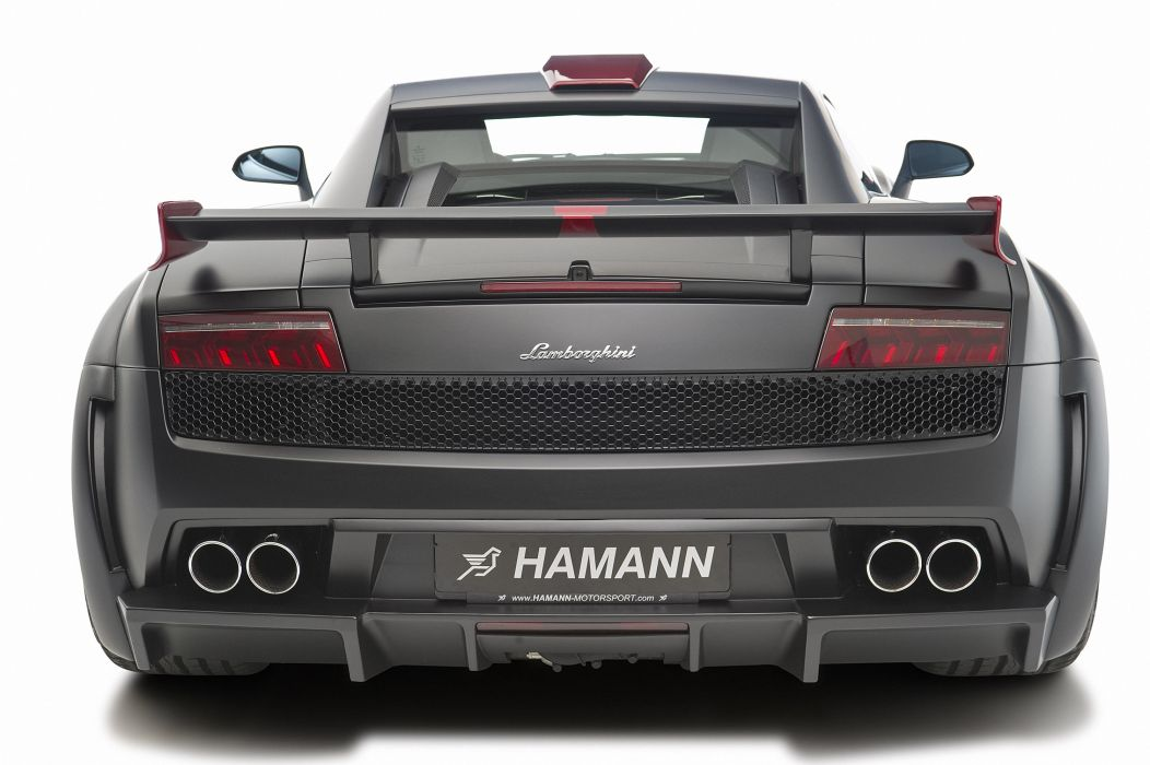 2010 HAMANN Lamborghini Gallardo LP560-4 Victory I-I supercar supercars e wallpaper