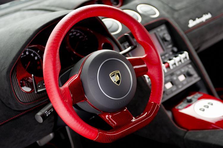 2010 HAMANN Lamborghini Gallardo LP560-4 Victory I-I supercar supercars interior g wallpaper