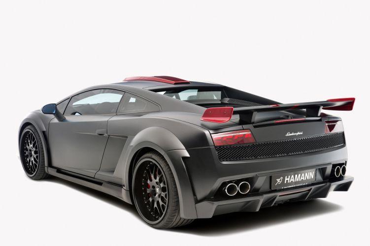 2010 HAMANN Lamborghini Gallardo LP560-4 Victory I-I supercar supercars q wallpaper
