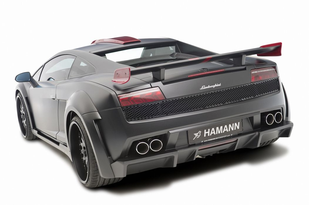 2010 HAMANN Lamborghini Gallardo LP560-4 Victory I-I supercar supercars w wallpaper