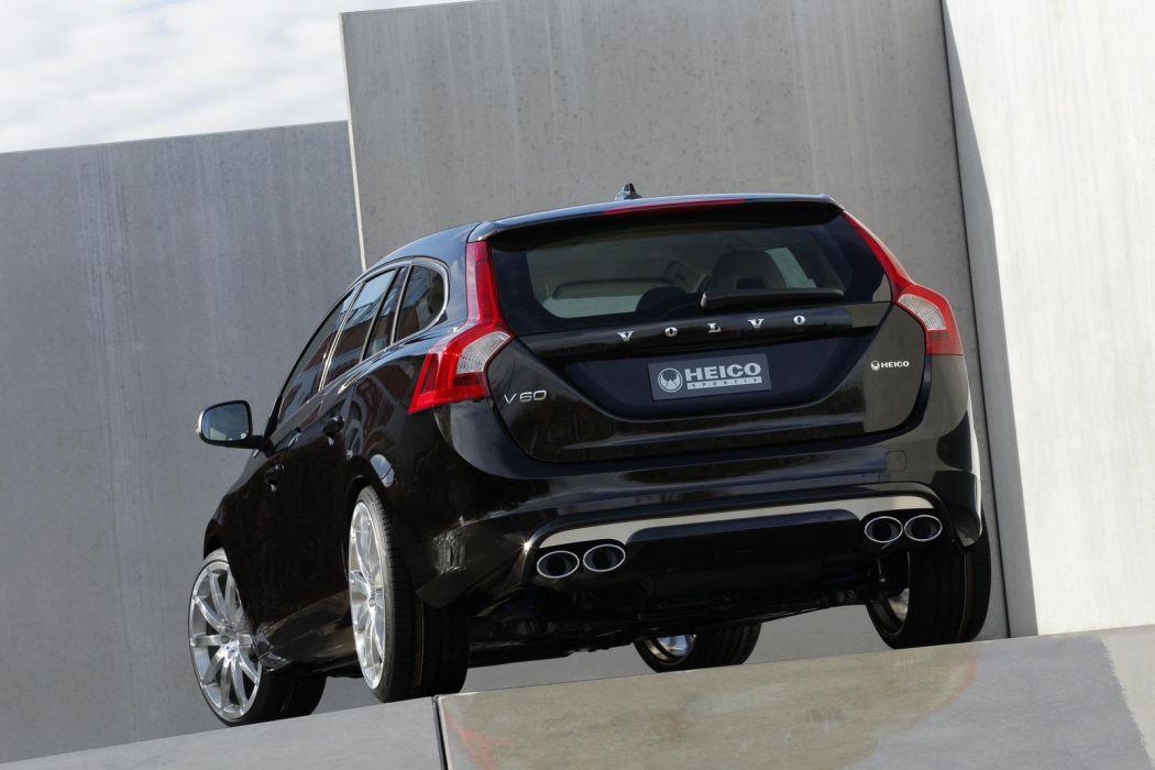 2010 Heico-Sportiv Volvo V60 tuning   h wallpaper