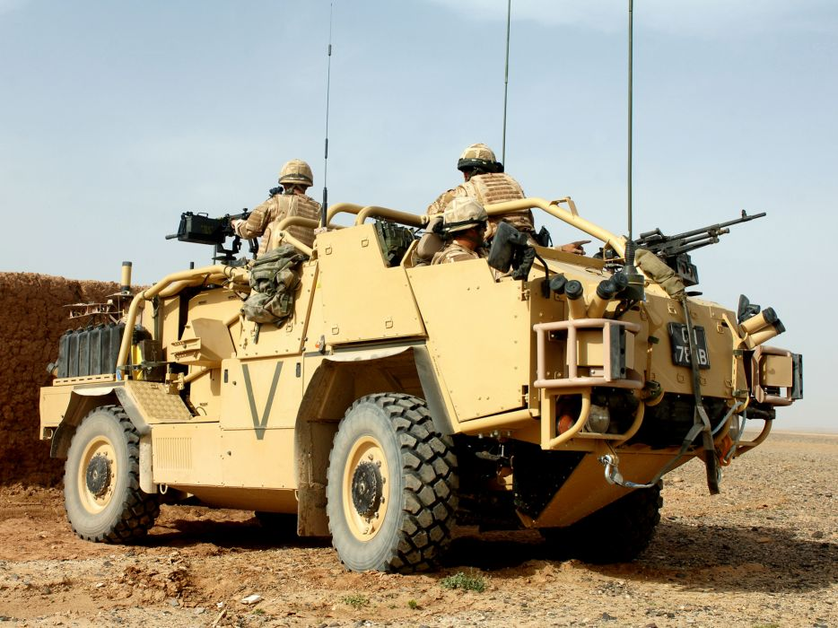 2010 Jackal 4x4 Patrol Vehicle military weapon weapons     f wallpaper