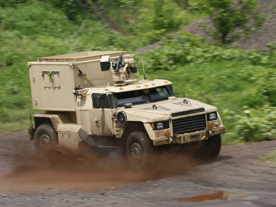 2010 Lockheed Martin JLTV 4x4 military weapon weapons wallpaper