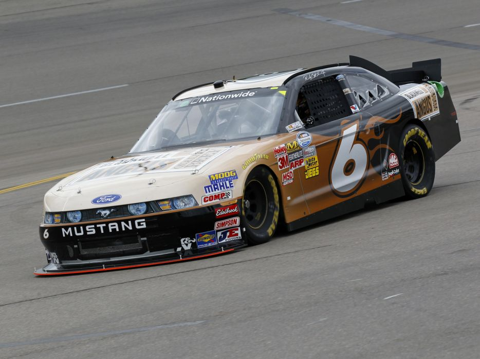 2010 Mustang NASCAR Nationwide race racing  g wallpaper