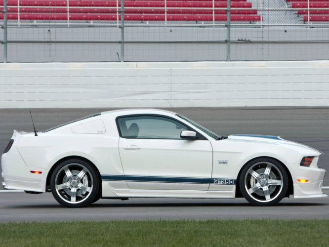 2010 Shelby GT350 ford mustang muscle c wallpaper