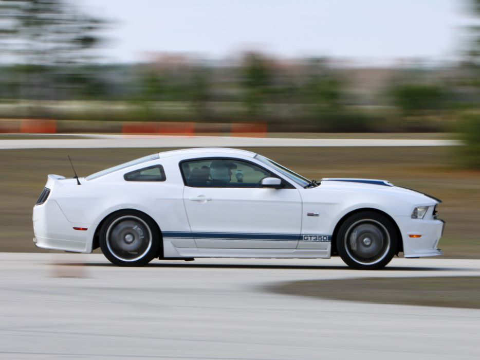 2010 Shelby GT350 ford mustang muscle w wallpaper