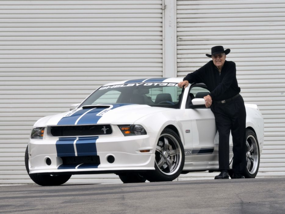 2010 Shelby GT350 ford mustang muscle wallpaper