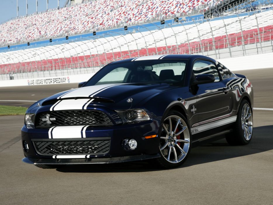 2010 Shelby GT500 Super-Snake ford mustang muscle  f wallpaper