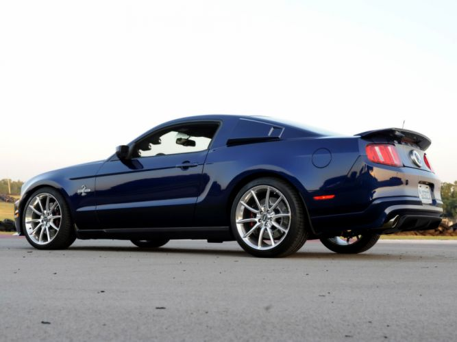 2010 Shelby GT500 Super-Snake ford mustang muscle wallpaper