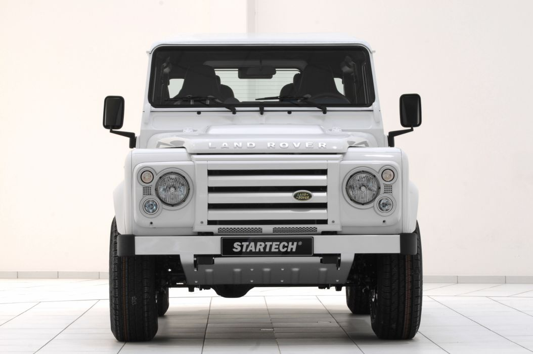 2010 STARTECH Land Rover Defender 9-0 Yachting suv 4x4 offroad   g wallpaper