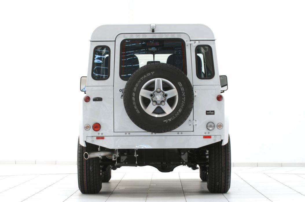 2010 STARTECH Land Rover Defender 9-0 Yachting suv 4x4 offroad  gr wallpaper