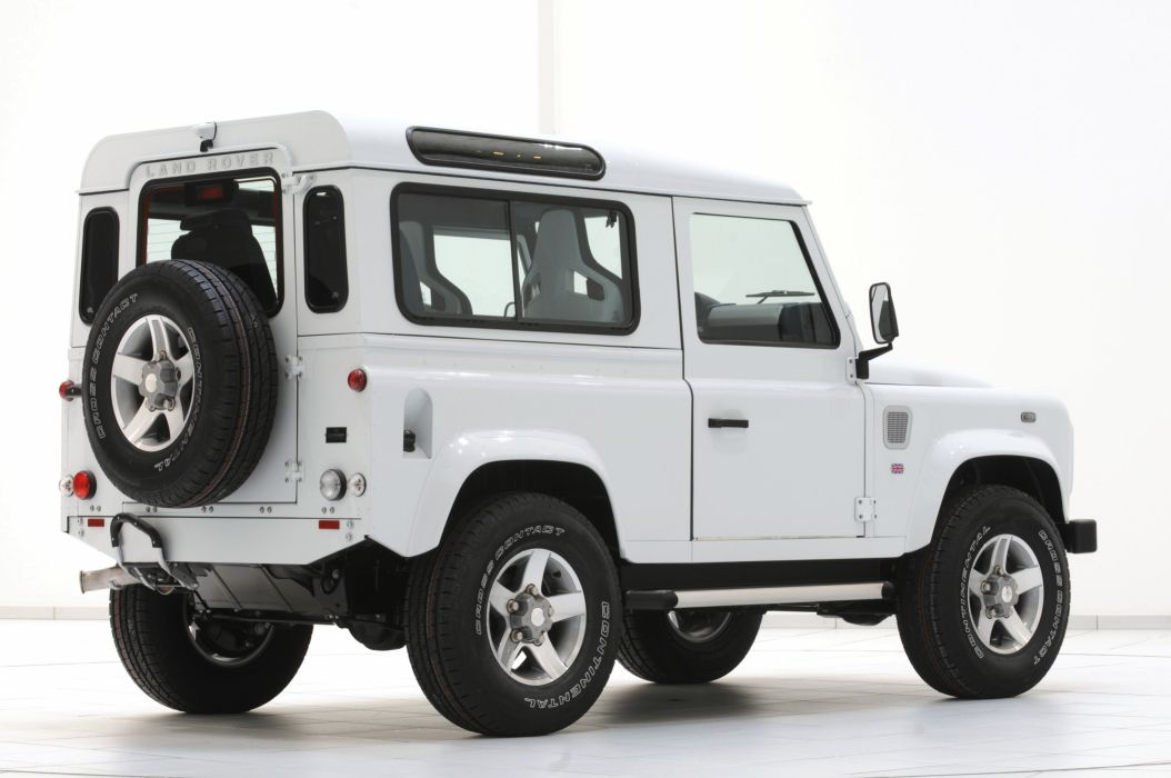2010 STARTECH Land Rover Defender 9-0 Yachting suv 4x4 offroad q wallpaper