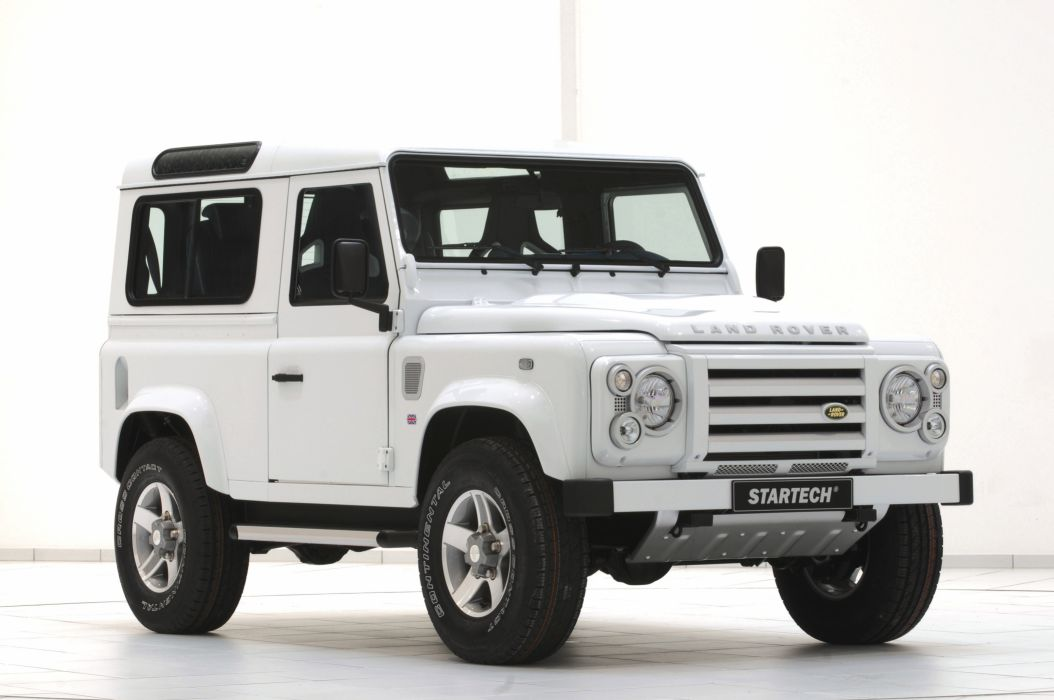 2010 STARTECH Land Rover Defender 9-0 Yachting suv 4x4 offroad wallpaper