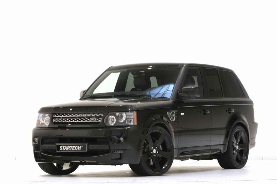 2010 STARTECH Range Rover tuning suv luxury g wallpaper