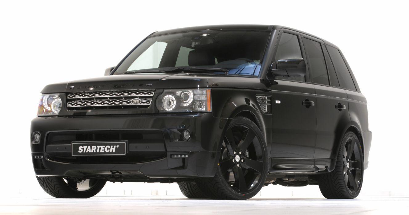 2010 STARTECH Range Rover tuning suv luxury wallpaper