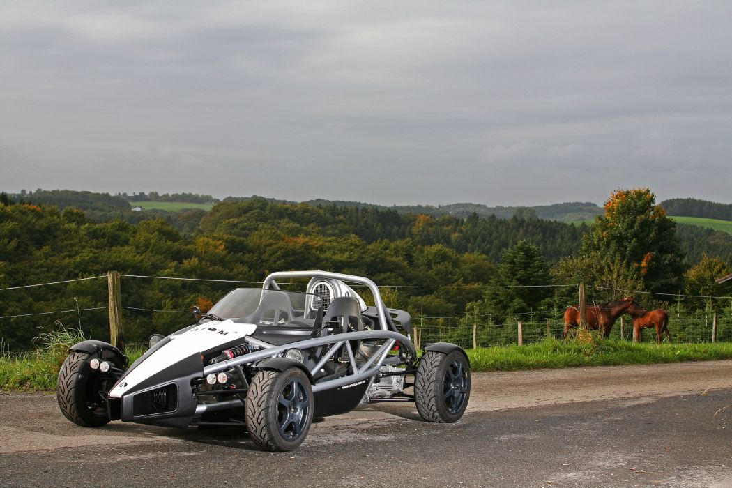 2010 Wimmer-RS Ariel Atom 3 supercar supercars   d wallpaper