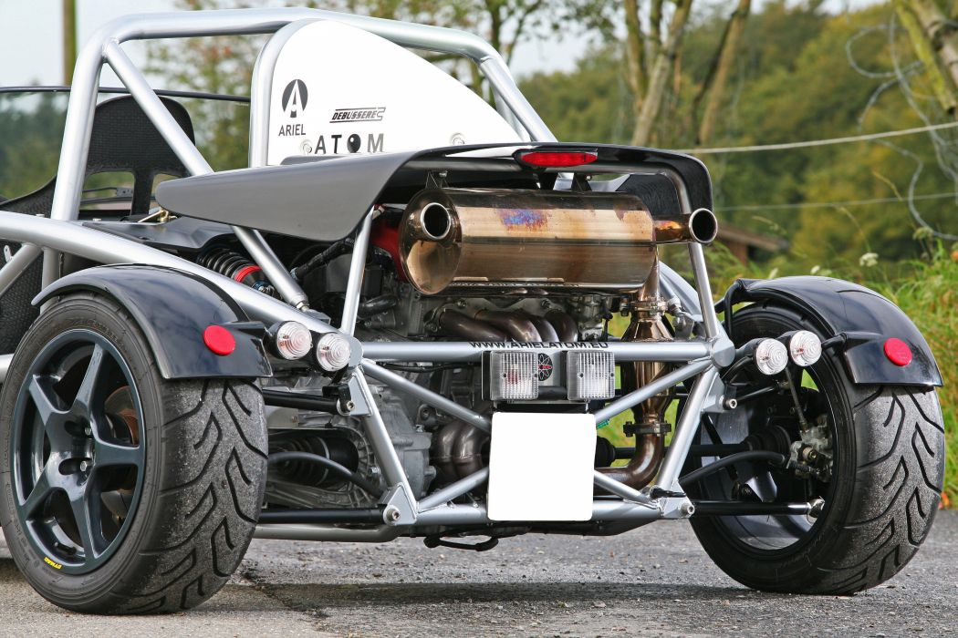 2010 Wimmer-RS Ariel Atom 3 supercar supercars engine engines wallpaper